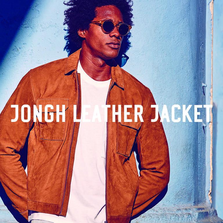 Jongh Leather Jacket