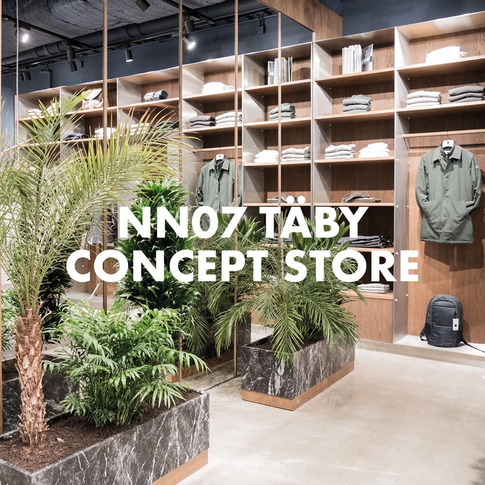 N007 Concept Store Täby
