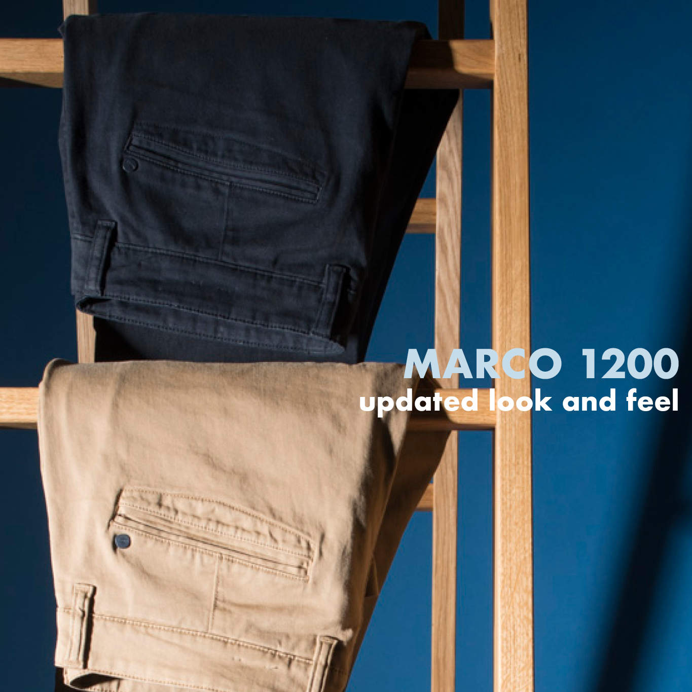 Marco 1200 - Updated look and feel