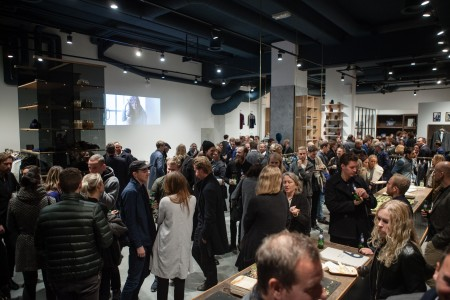 The Grand Opening Party at our new NN07 Concept Store