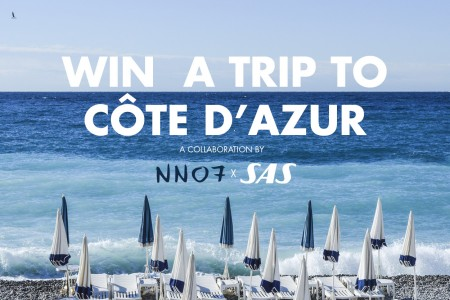 WIN A TRIP TO CÔTE D'AZUR